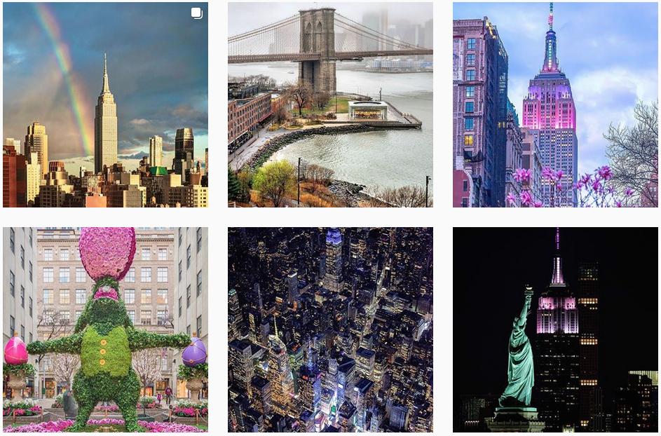 proyectos influyentes de New York