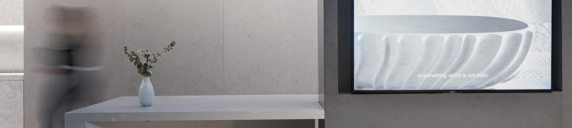 Obsidiana COMPAC superficies sostenibles